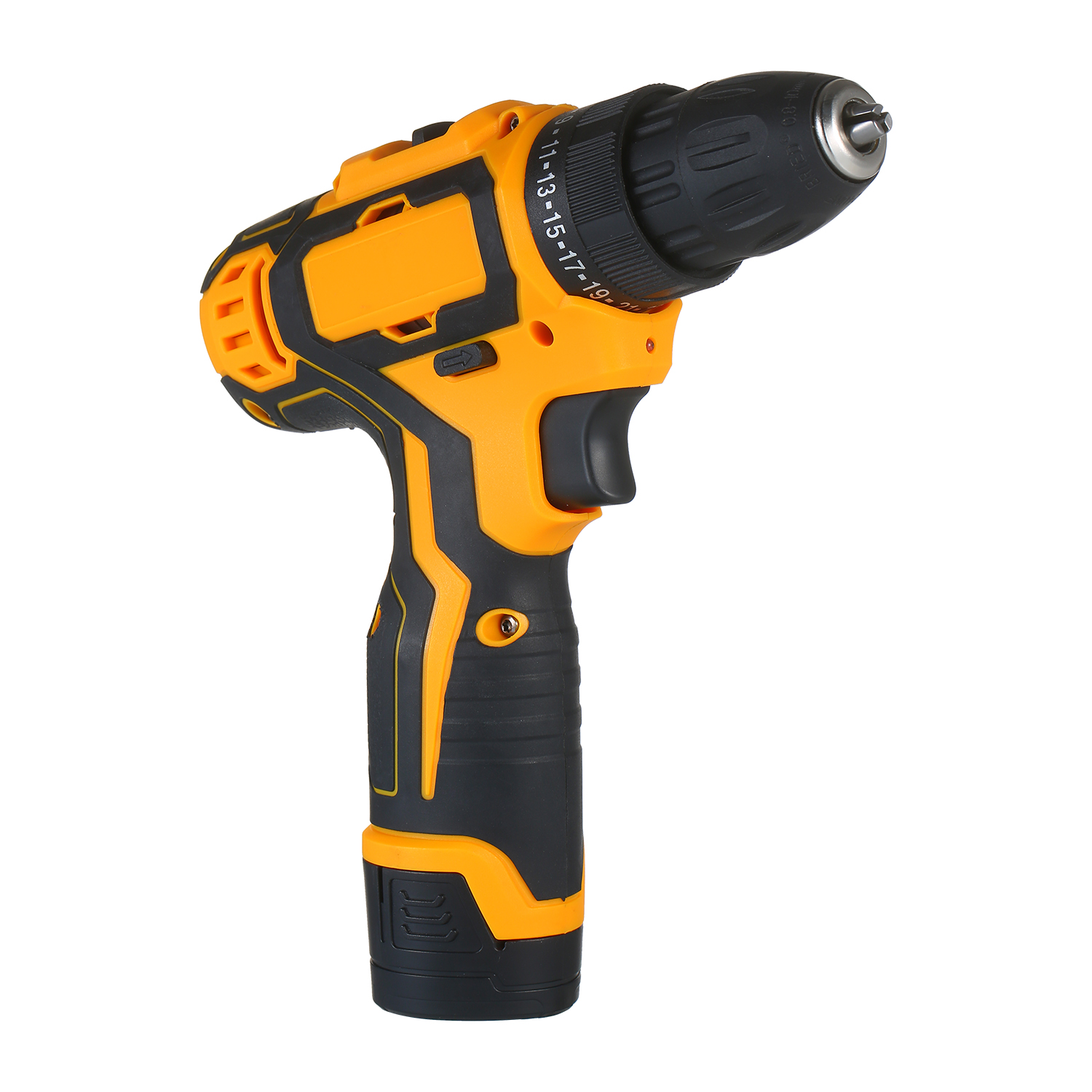 Cordless Drill Driver 18V 25+1 Torque Setting Compact Drill with 6A Li-ion Battery Fast Charger Cordless electric screwdriver