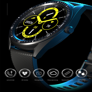 Image 5 - 2020 K33 Smart Watch men 1.28 Full Touch Screen 460mAh Long Standby 8 Sport Mode Heart Rate Monitor Smartwatch For Andriod IOS