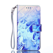 High quality Blue light Leather Wallet card guard phone case for Samsung Note 8 9 S7 S8 S9 plus A5 2017 a8 a6 2018