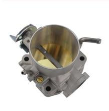цена на 1pc VR - 70mm Throttle Body For Honda-B16 B17 B18 B20 D15 D16 F20 F22 H22 H23 Cast Aluminum Throttle Body VR6959 Car accessories