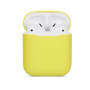 For Apple for Airpods One And Two Generations Universal Silicone Case Wireless Headset Waterproof He