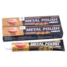 Metal polishing paste remove rust metal stainless steel watch new