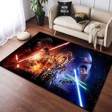 80x160cm Star Wars Baby Play Mat Carpet Living Room Bedroom Decor Children Mat on The Floor Kids Room Hallway Large Rug