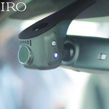 IRO Full HD 1080P Dashcam WiFi Car Automatic Recording G-SENSOR WDR is Suitable for Audi
