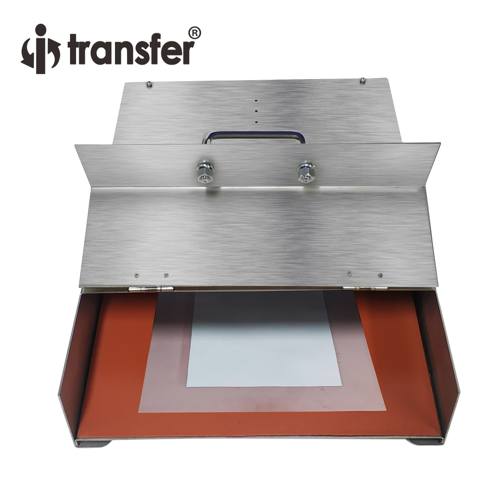 Fast Drying DTF Printing Hot Melt Powder Curing Tool 300mmx400mm Heating Pads Dry Device