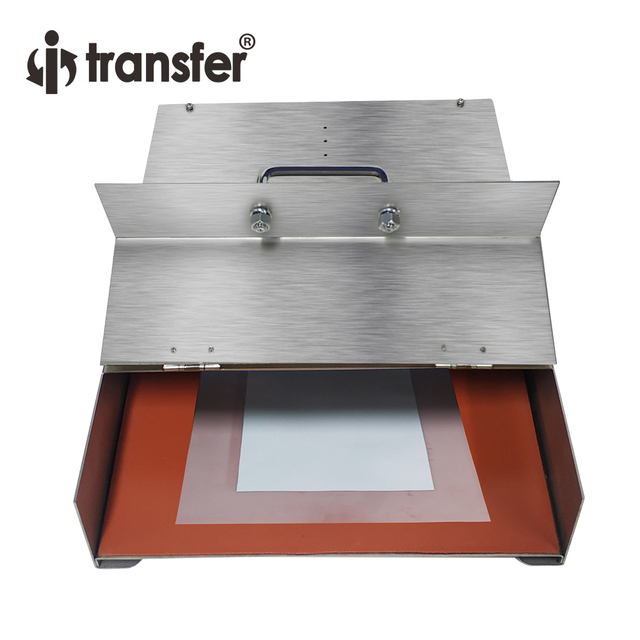 Fast Drying DTF Printing Hot Melt Powder Curing Tool 300mmx400mm Heating Pads Dry Device 1