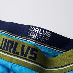 Image 2 - 7pcs/lot 2020 ORlvs Mens underwear Brand Sexy Underwear Men Jockstrap Briefs Men Bikini slip homme Gay Men Underwear Male OR199