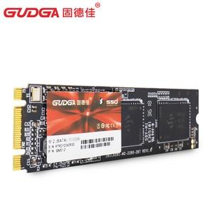 Gran oferta GUDGA M2 2280 SSD M.2 SATA HDD de 2TB M2 NGFF SSD 2280mm HDD disco duro para ordenador portátil de escritorio
