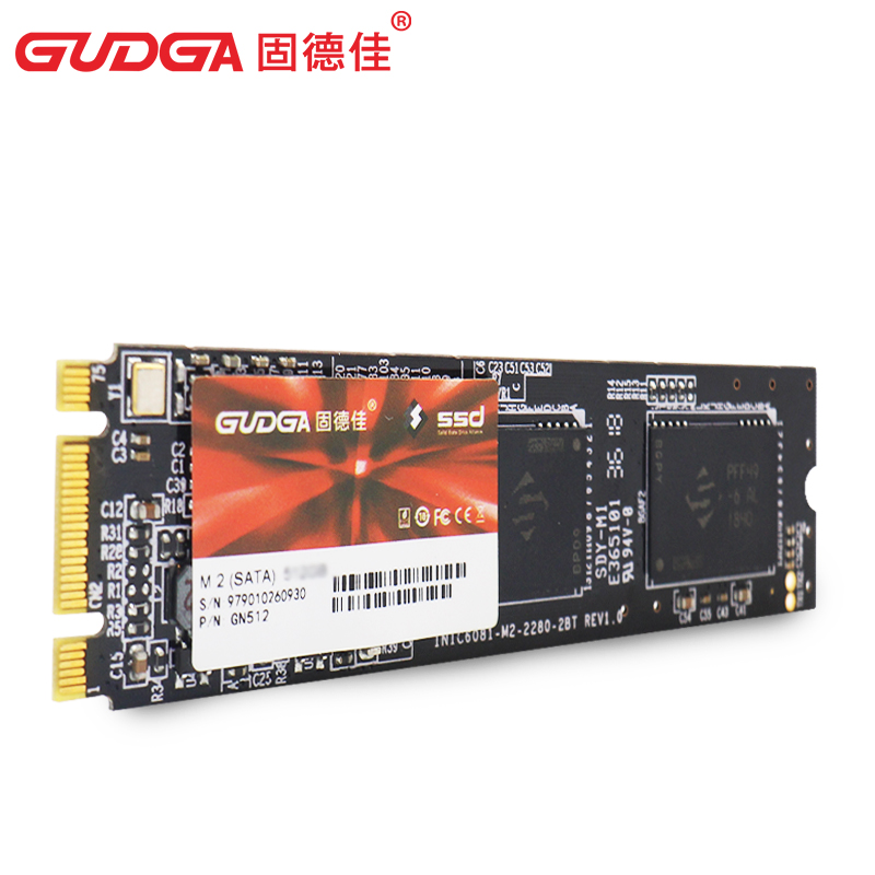 HOT SALE GUDGA M2 2280 SSD M.2 SATA <font><b>2TB</b></font> <font><b>HDD</b></font> M2 NGFF SSD 2280mm <font><b>HDD</b></font> disco duro For computer Laptop desktop image
