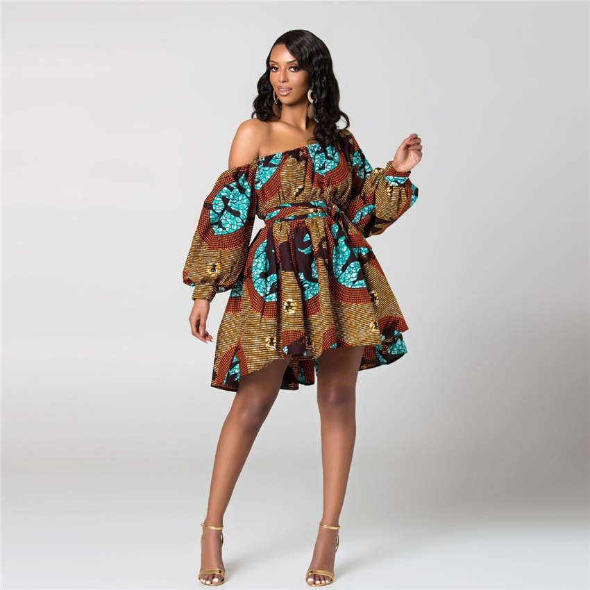 @Rasheeda african dress