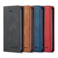 10Piece/lot For iPhone 5s Case FORWENW Magnetic Phone 5 Cover High Quality Flip Leather Stand