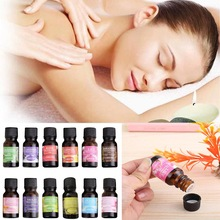 HOT SALES!!!New Arrival 10ml Natural Water Solubility Pure Essential Oil Therapeutic Plant Aromatic Wholesale Dropshipping