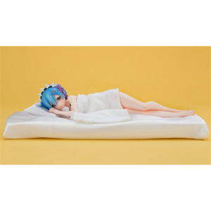 Image 3 - יפני אנימה חיים בעולם אחר מאפס Rem שינה סקסי ילדה PVC פעולה איור צעצועי 22cm אוסף דגם בובה חדש
