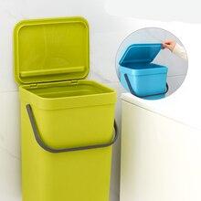 Мусор на стене, домашний, для гостиной, спальни, кухни, для туалета, с отверстиями, свободный, креативный, большой, для туалета, для мусора, для хранения, корзины