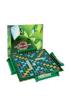 Słowo produkcji gry produkcja krajowa turecki Scrabble słowo polowanie tanie i dobre opinie Devo Oyun CN (pochodzenie)