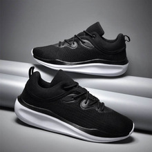 2020 New Light Men Running Shoes Outdoor Comfortable Sneakers Mesh Breathable Fashion Casual Sport Shoes High Elastic Soles