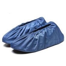 Wodoodporne plastikowe jednorazowe ochraniacze na obuwie deszczowy dzień dywan ochraniacz na podłogę grube ochraniacze na buty