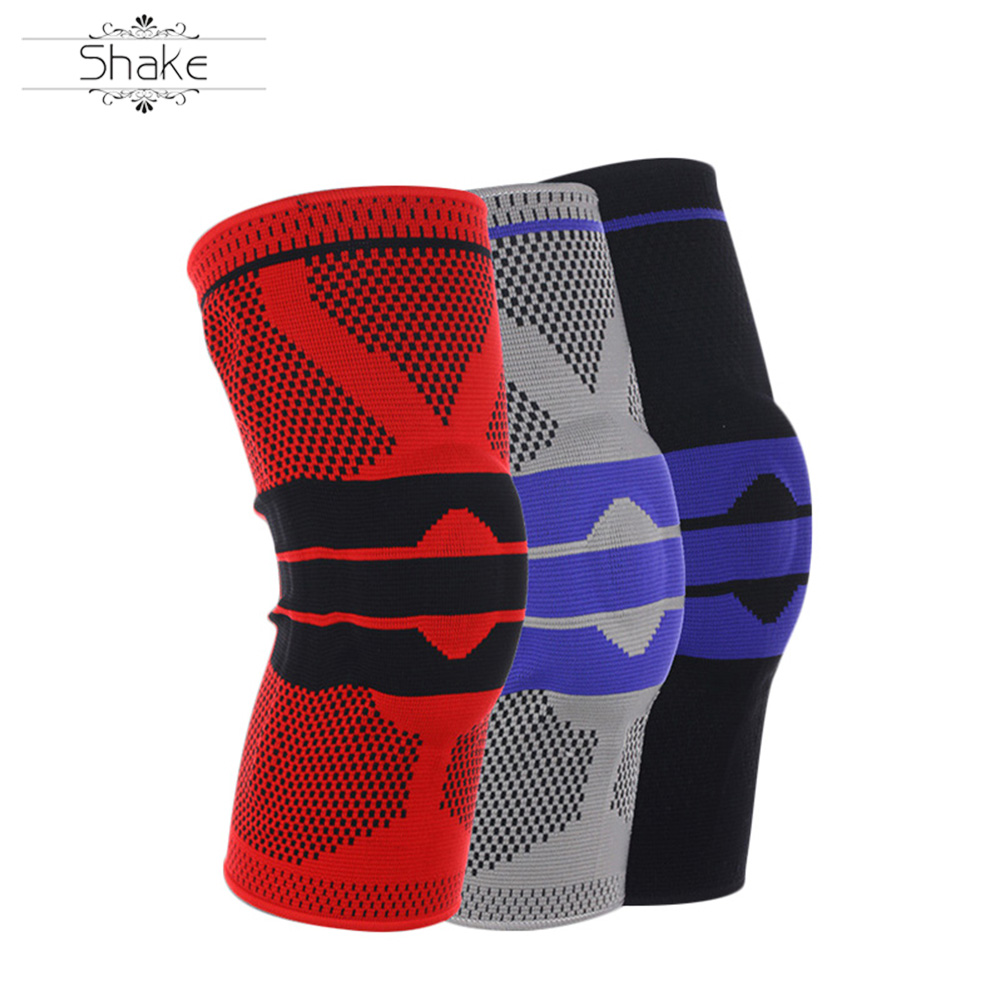HEHE Knee Pads Compression Sleeve With Strap For Best Support&Pain Relief For Meniscus Tear Arthritis Running Fitness Unisex