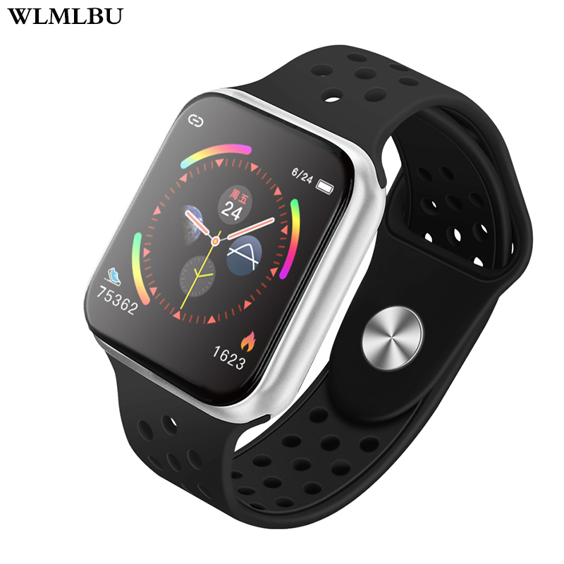 F9 Smart Watch Men Women Fitness Tracker Heart Rate Monitor Smart Bracelet Blood Pressure Pedometer Android IOS PK S226