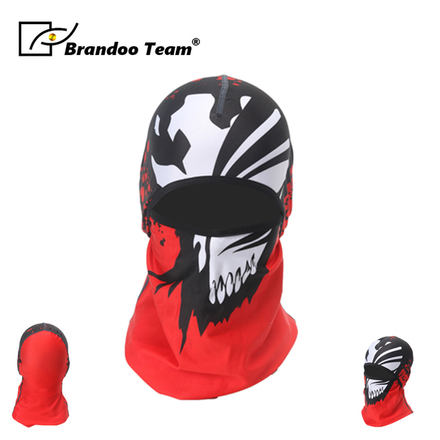 Best Quality Face Mask Motorcycl Soft Breathable Headgear Face Shield Motorcycle Mask Sun-protection Dust Protection