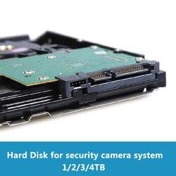3,5 zoll Festplatte 7200rpm sata3 1TB 3TB HDD für CCTV KIT Video Überwachung System DVR NVR video Rekord 1T 3T Disc