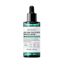 AHA BHA PHA 30 Days Miracle Serum 50ml Teatree Face Serum Ac