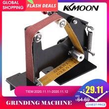 그라인딩 머신 철 앵글 그라인더 샌딩 벨트 어댑터 액세서리 샌딩 머신의 전동 공구 그라인딩 폴리싱 머신