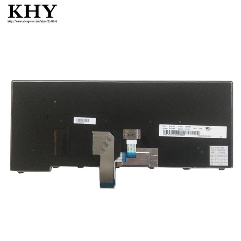 Image 2 - Original US Keyboard For ThinkPad L440 L450 L460 L470 T440 T440P T440S T450 T450S T460 04Y0824 04Y0854 04Y0862 04Y0892 01EN468Replacement Keyboards   -