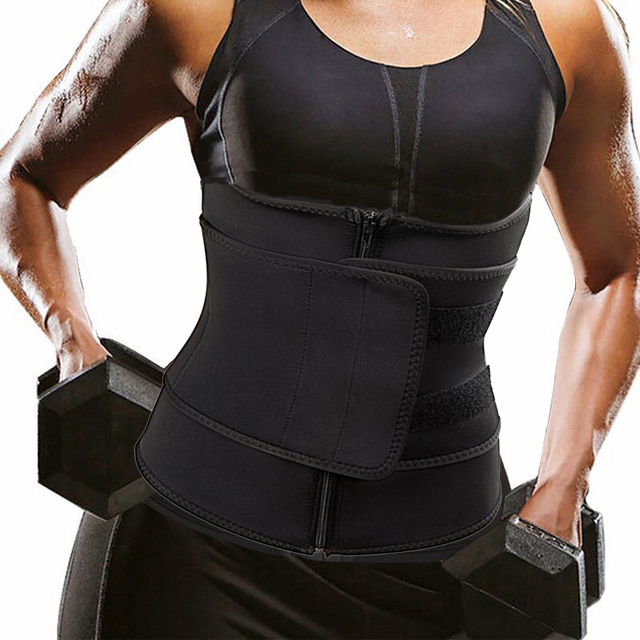 Postpartum Shapewear Body Shaper Neoprene Bandage Sauna Sweat More Waist Trainer for women weight loss corset Belly Band belt