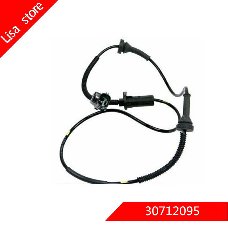 L/R Wheel Speed ABS Sensor For VOLVO XC90 (2003 2014) OEM:30712095 30773744 30773745|ABS Sensor| |  - title=