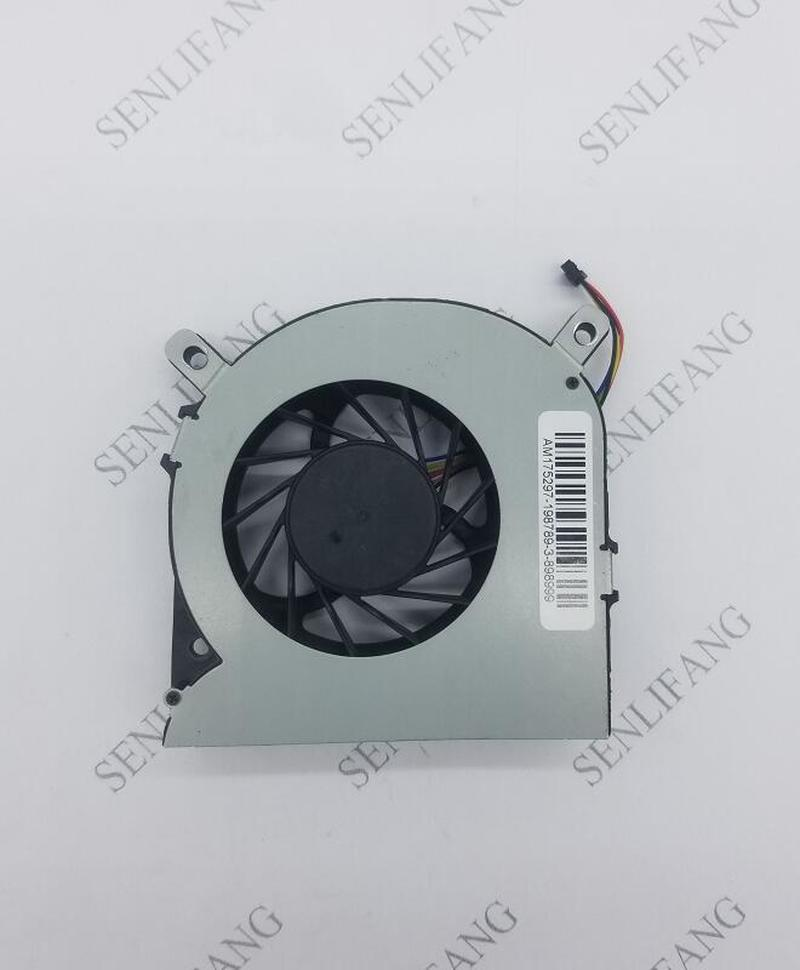 FAN For Forcecon DFS601712M00T FBH1 Cooling Fan FBH1, DC12V 0.40A, Bare Fan Wire Length: 20mm (4 Wire) 4-pin Connector