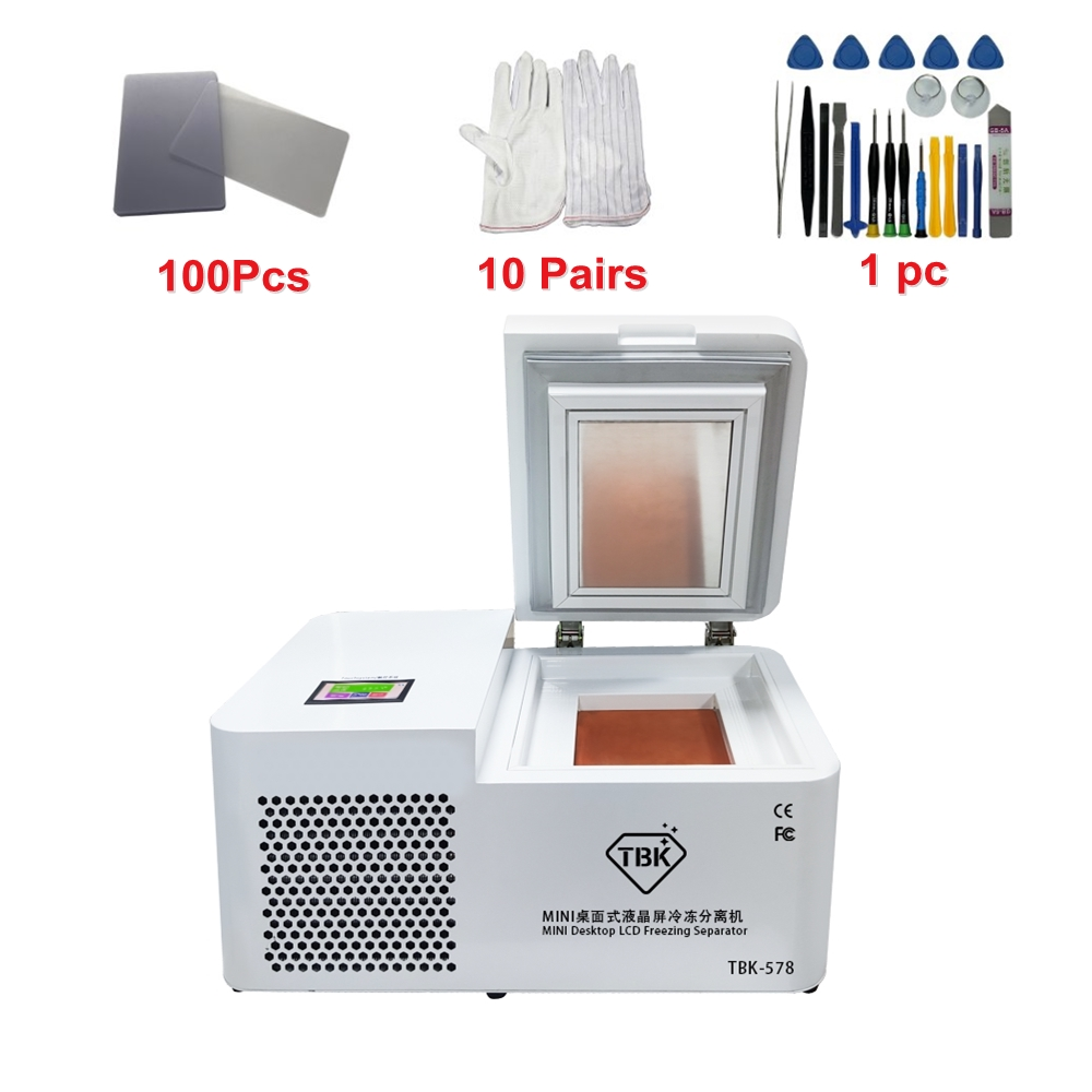TBK-578 LCD freezing Separator/Laminating Frozen Separating Machine 5