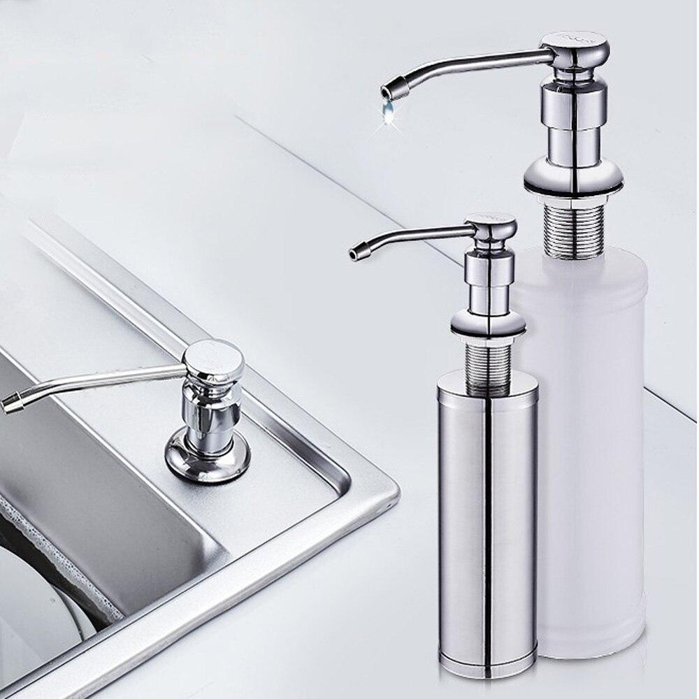 Диспенсер для мыла для кухонной раковины, дозатор для жидкого мыла, держатель для хранения насоса, Ручной пресс, бутылка для мыла, кухонные аксессуары|Дозаторы жидкого мыла|   | АлиЭкспресс