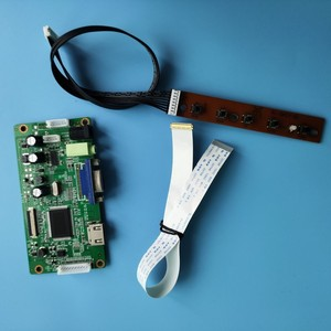 Kit for HB133WX1-301/402/201 Screen 30pin 1366x768 EDP HD Display panel HDMI VGA DRIVER LED monitor Controller board LCD 13.3