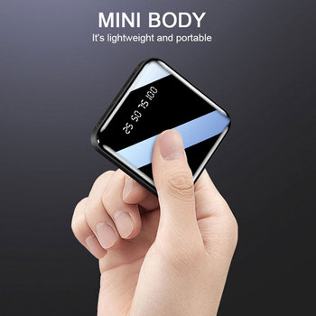 20000mAh Mini Power Bank For Xiaomi iPhone Cellphones & Telecommunications
