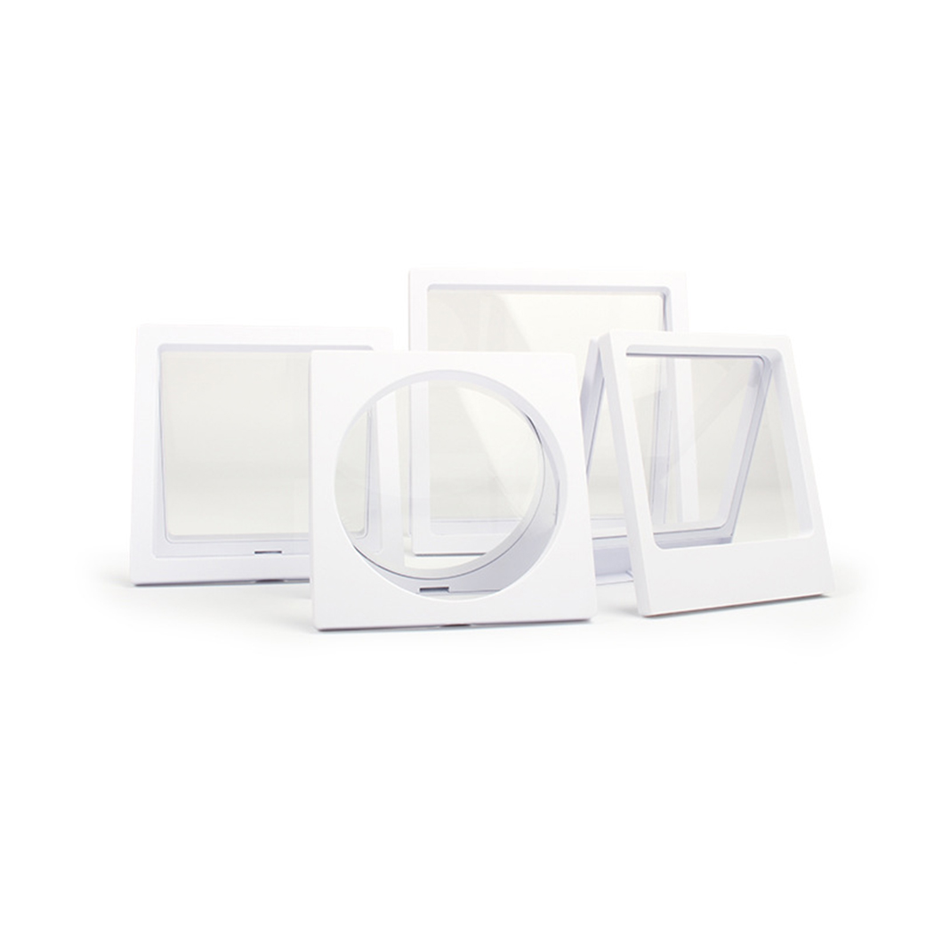 10piece Transparent PE Film Display Collect Box For 925 Sterling Silver Jewelry Bracelet Ring Earring 15inch  Necklace Bracelet