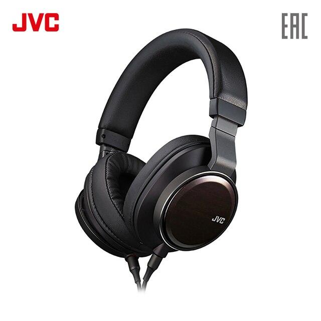 Наушники накладные Hi-Res HA-SW02-F, JVC, официальная гарантия, быстрая доставка