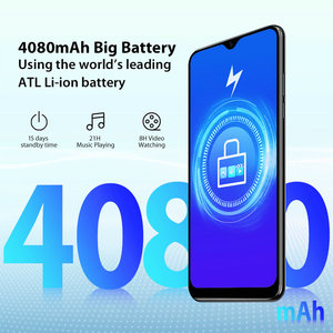 Image 4 - Blackview A60 Original Smartphone 4080mAh 19.2:9 Waterdrop HD Screen Cellphone 1GB+16GB Android 8.1 13MP+5MP RGB 3G Mobile Phone