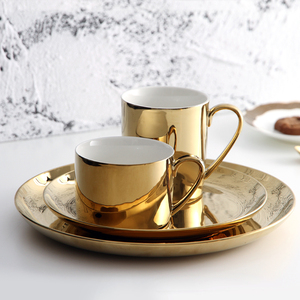 Hot Sale Europe Coffee Cup Set