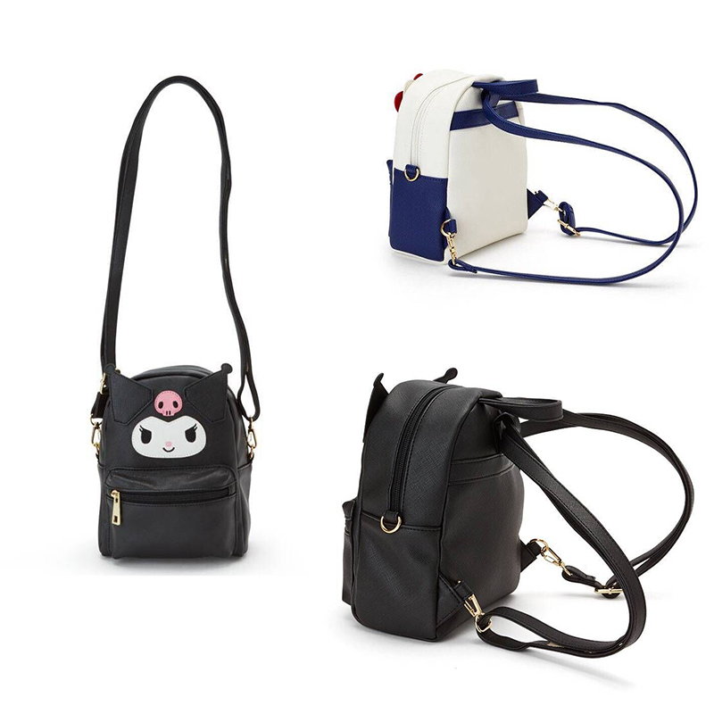 Kuromi Cute Multifunction Bag Crossbody Woman And Girl Sling Bag Small Crossbody Bags For Women Trending Products 2019