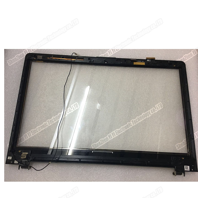 "15.6"" Touch Screen Touch Panel Digitizer Glass Lens Repair Parts Replacement For Asus VivoBook S550 S550C S550CA S550CB S550CM"