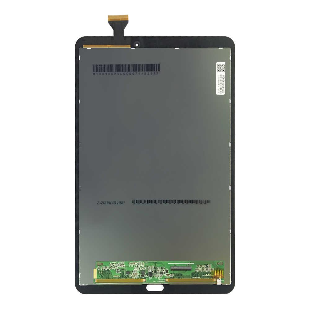 100% Được Kiểm Tra Màn Hình LCD Cho Samsung Galaxy Tab E 9.6 T560 Wifi T561 3G Cảm Biến Màn Hình Hiển Thị LCD Bộ Số Hóa Màn Hình Cảm Ứng