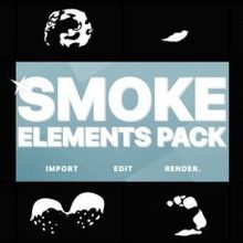 2D FX Smoke Elements | Motion Graphics Pack - Download 22721136 Videohive
