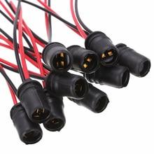 T10 light Socket bulb holder led W5W Wedge Bulb quality new