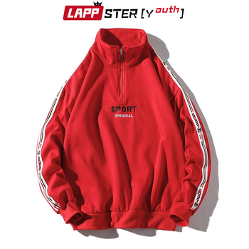 Sport Zipper Hoodies Men   2
