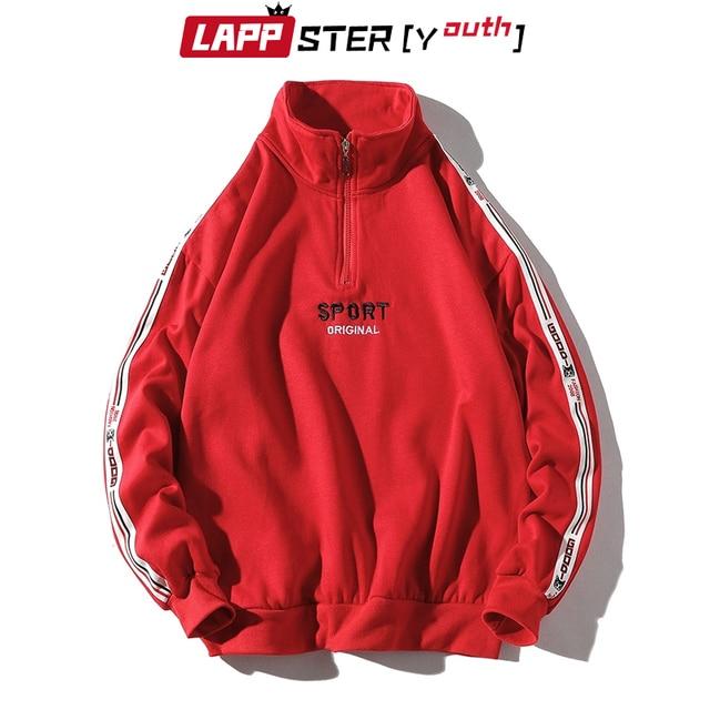 Sport Zipper Hoodies Men   2