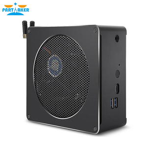 Image 4 - Intel Core מעבד Mini PC i5 6568R i7 6785R i7 8750H i5 8300H מיני מחשב שולחני קירור מאוורר windows 10 16gb Ram 4K מחשב