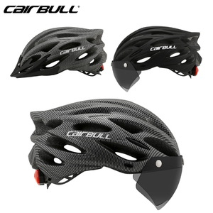 Image 3 - Bicycle with One piece mountain mtb road bike helmet Breathable Bilateral Powermeter Removable riding Casco Ciclismo accessorie