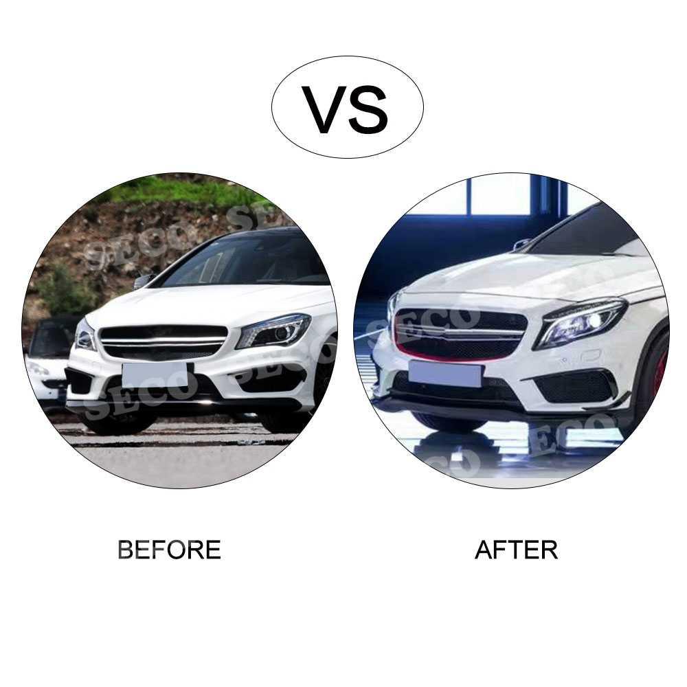/GLA X156 dal 2014 MENABO Barre Portatutto per Mercedes/