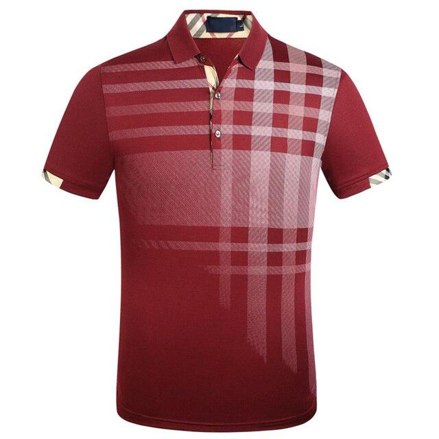 Brand New Men's Polo Shirt Men Cotton Short Sleeve Shirt Sportspolo Jerseys Plus Size M- 3XL Camisa Polos 5